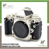 USED NIKON Df BODY(SILVER) SC-9K